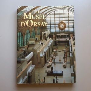 The Musée d'Orsay coffee table book